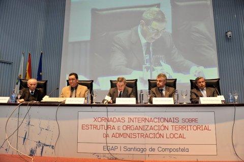 Imaxes - Xornadas Internacionales sobre Estructura e Organización Territorial da Administración Local